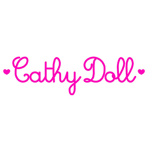 Cathy doll logo 300
