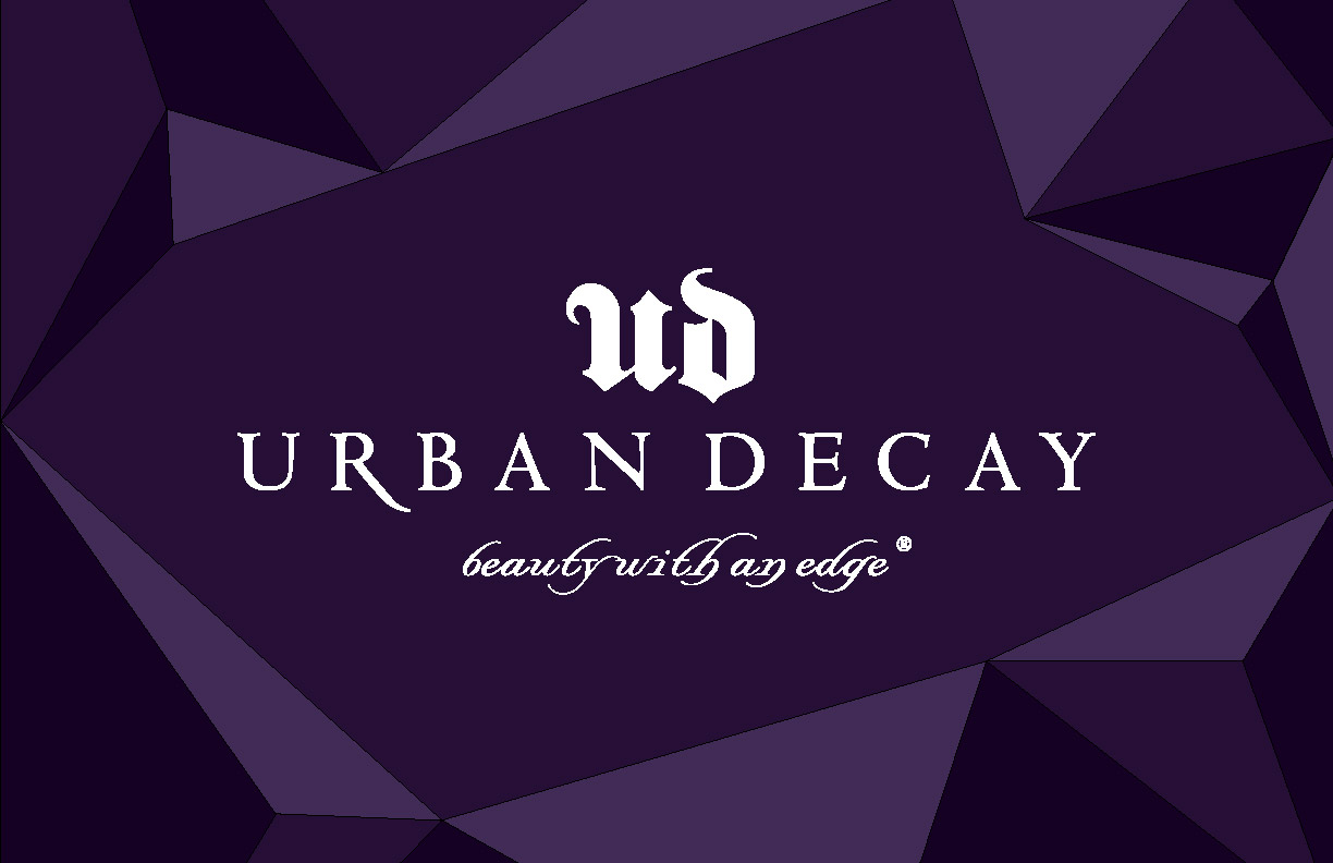 Urban decay cosmetics logo