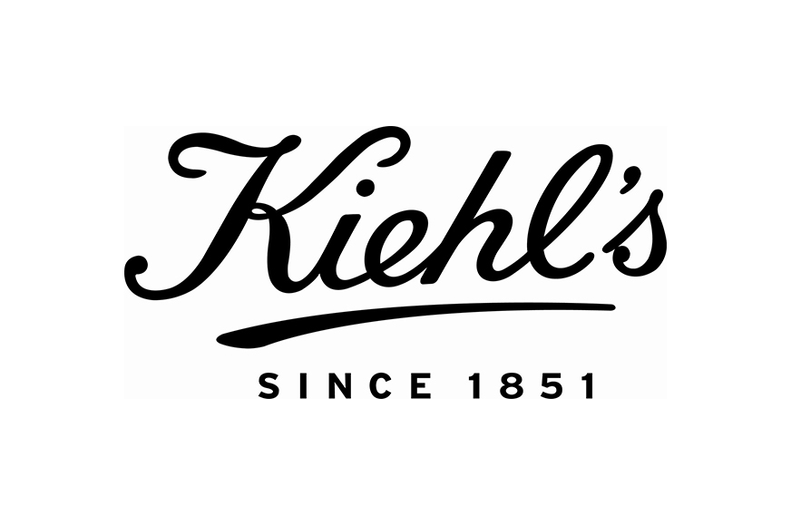 Kiehls logo designed by unknown