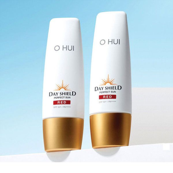 Kem Chống Nắng Ohui Day Shield Perfect Sun Red 50ml SPF 50+/PA++++