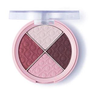 Phấn Mắt Pretty Quartet Eye Shadow Rose Dream 002