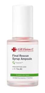 Tinh Chất Cell Fusion C Final Rescue Syrup Ampoule