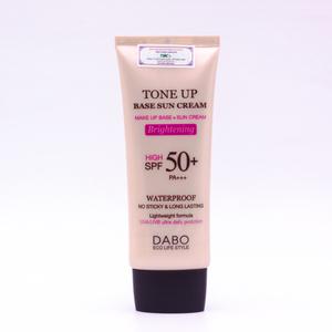Dabo Tone-Up Base Sun Cream 70ml