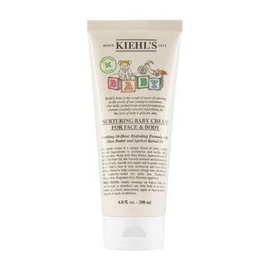 Medium baby nurturing baby cream for hair and body 200ml