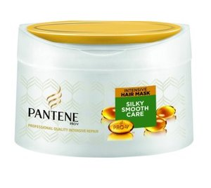 Medium pantene silky smooth care intensive hair mask 135ml 1450988848 514515 1 product