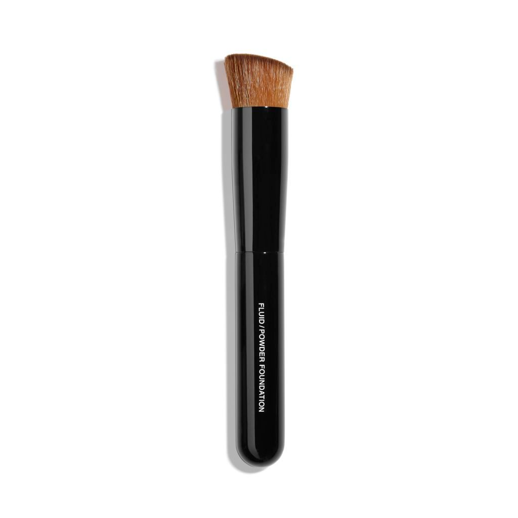 Pinceau teint 2 in 1 fluide and poudre 2 in 1 foundation brush fluid and powder 1pce.3145891383300