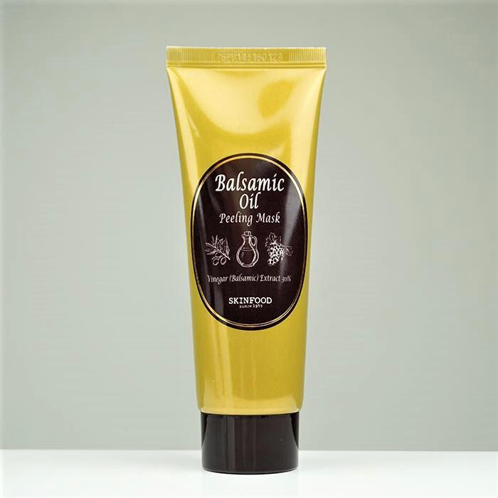 Mat na skinfood mask balsamic oil peeling mask 01