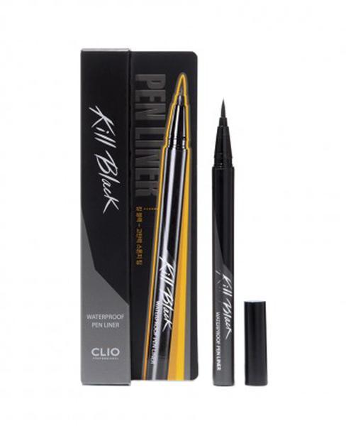 Ohlolly clio kill black kill brown waterproof pen liner 4 grande