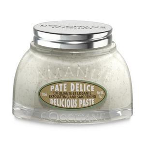 Medium kem tay te bao chet hanh nhan loccitane almond delicious paste 200ml large