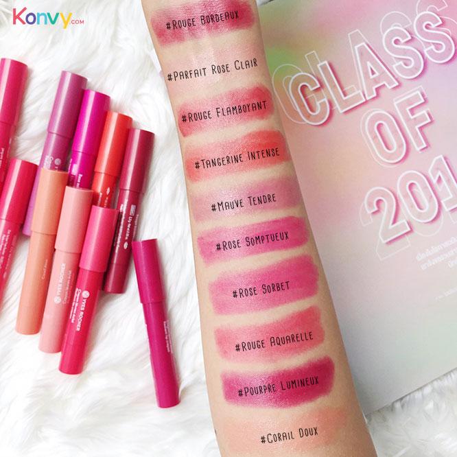 Radiant lip crayon