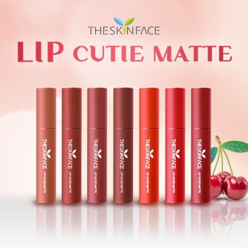 Son kem li the skin face cutie lip matte 1478