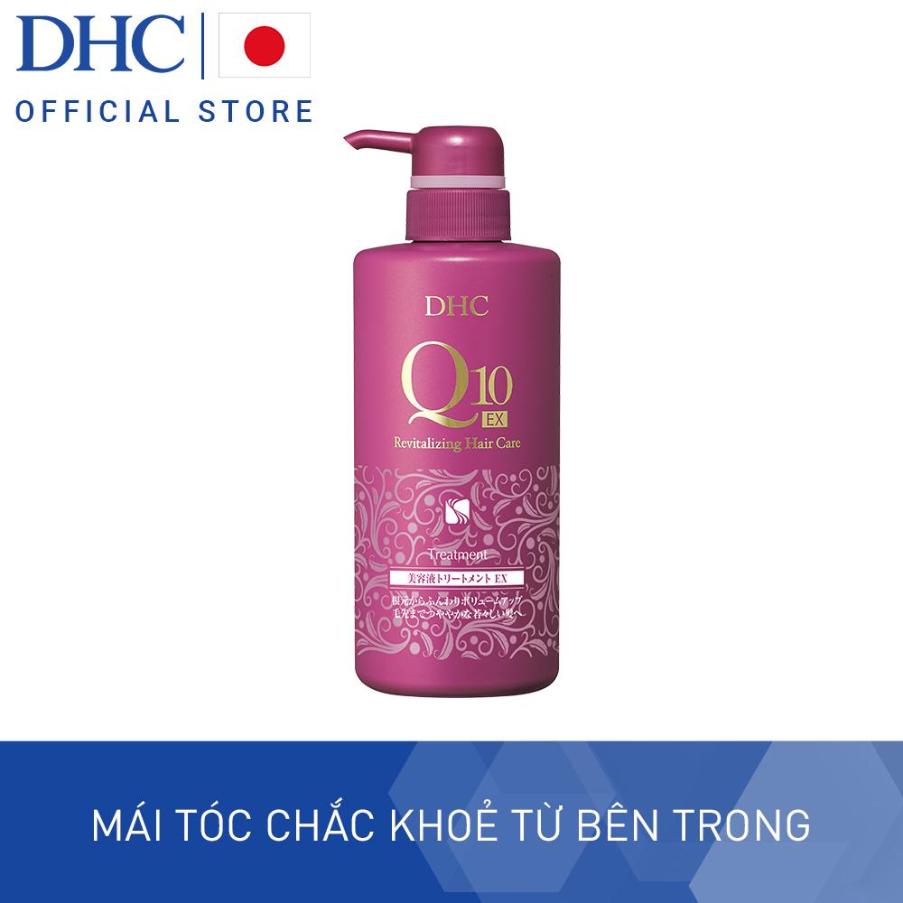 Q10 hair care treatment