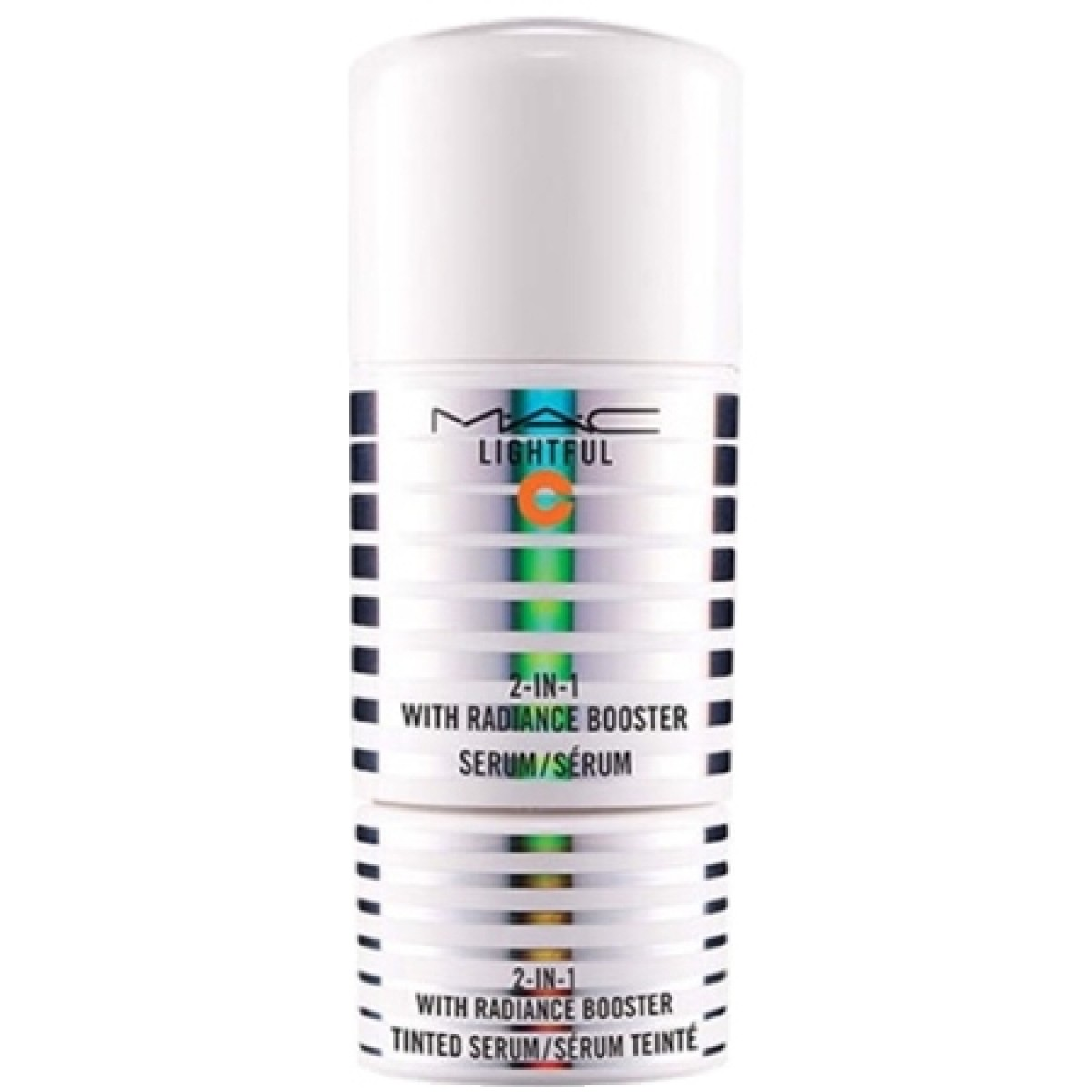 Lightful c 2 in 1 tint and serum with radiance booster  serum