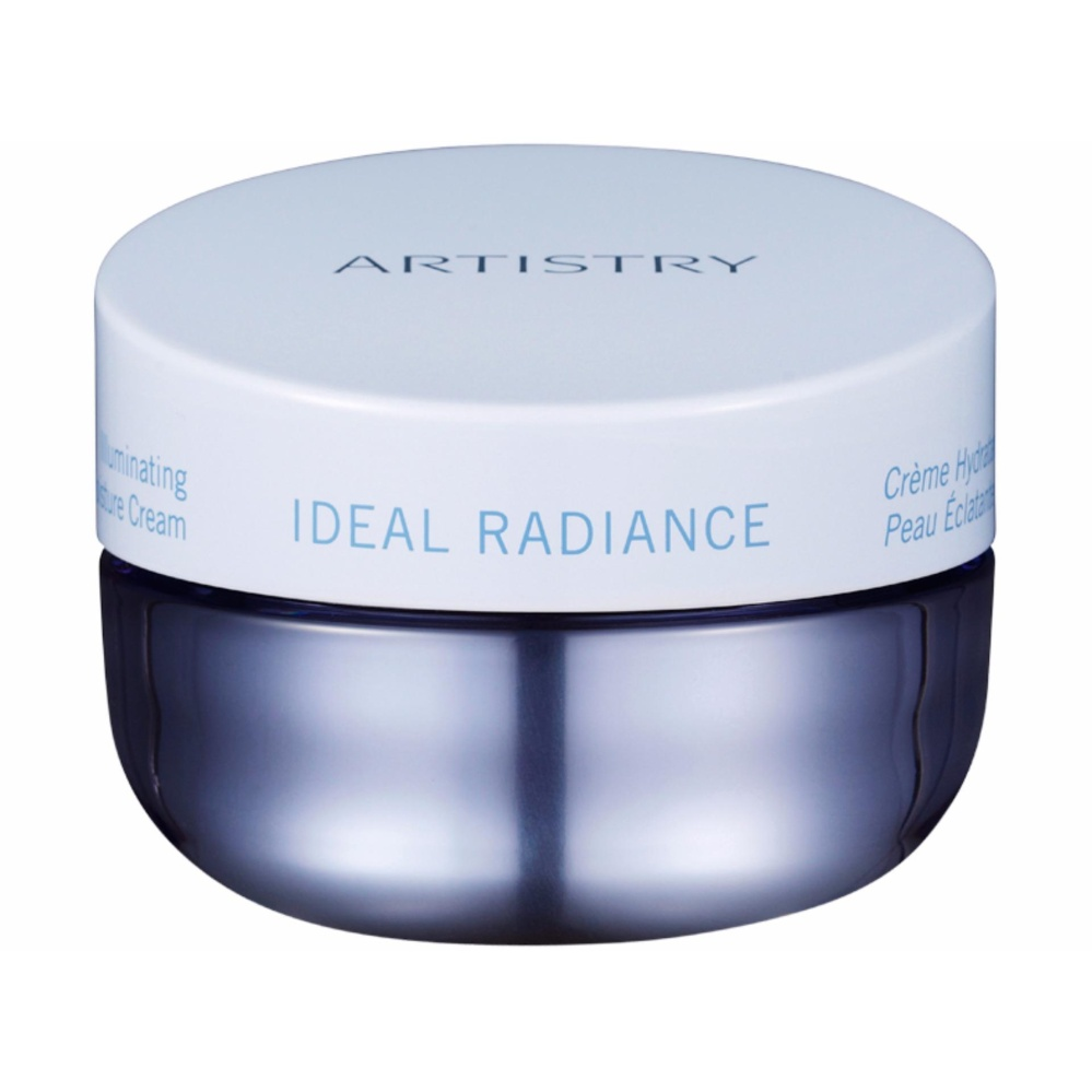 Artistry ideal radiance illuminating moisture cream 50g