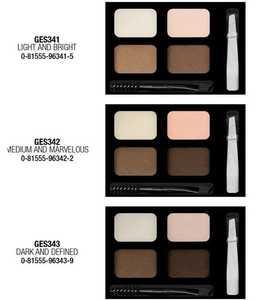 Medium la girl brow kit