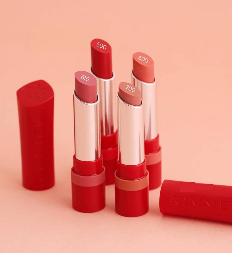 Son Lì Rimmel The Only 1 Matte Lipstick
