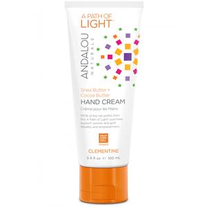Medium clementine hand cream