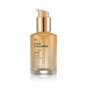 Kem lót The Face Shop Gold Collagen Luxury Base