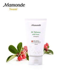 Sữa Rửa Mặt Mamonde AC Balance Mild Foam
