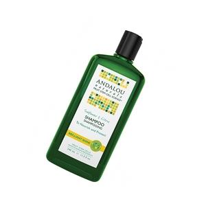 Medium sunflower   citrus brilliant shine shampoo