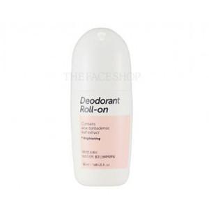 Lăn khử mùi The Face Shop Deodorant Roll on