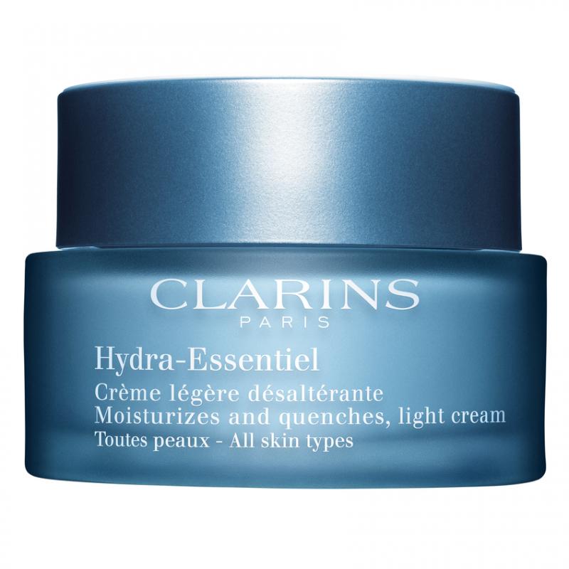 Clarins hydra essentiel hydra essentiel light cream
