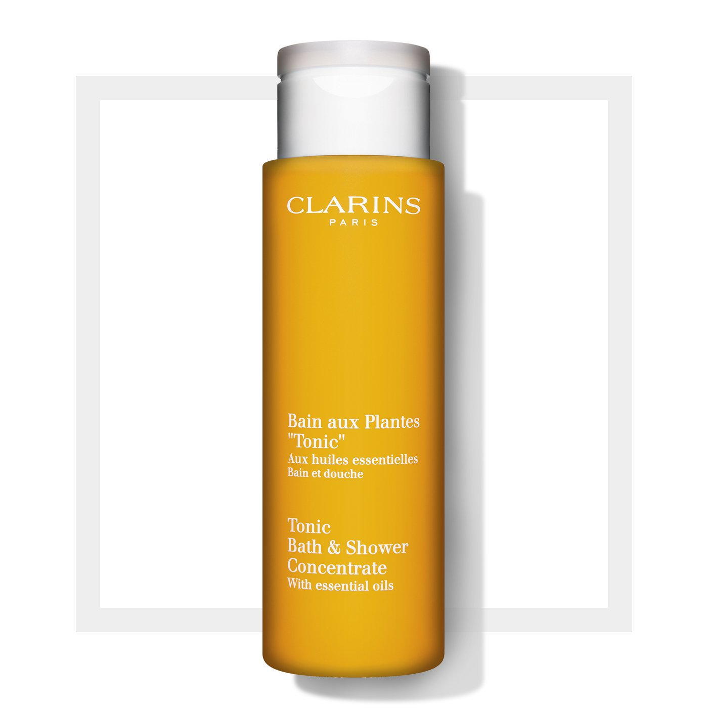 Tonic bath shower concentrate