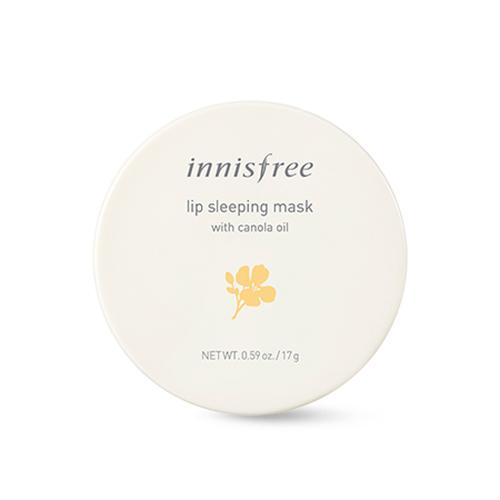 Innisfree lip sleeping mask with canola oil 17g title