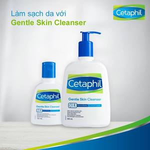 Medium cetaphil cleanser