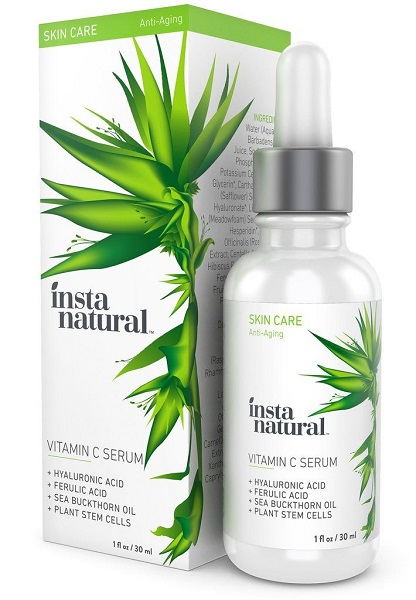 Instanatural pro radiant skin brightening serum 2