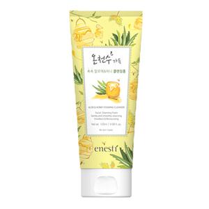 Enesti Suanbo Spa Aloe & Honey Foaming Cleanser