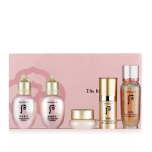 Bộ sản phẩm tái sinh, chống lão hóa Whoo Gongjinhyang Soo Vital Hydrating Gift Set