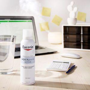 Xịt Khoáng Dưỡng Ẩm Eucerin Aqua Porin Active Mist Spray