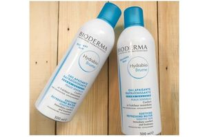 Xịt Khoáng Bioderma Hydrabio Brume Soothing Refreshing Water (300ml)