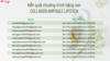 [Kết quả] Chương trình tặng son COLLAGEN AMPOULE LIPSTICK